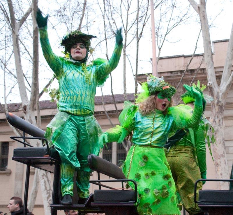 Llegan los reyes carnaval