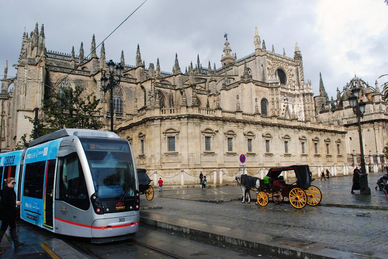 La Catedral de Sevilla, mas de 1000 años de historia de cara al futuro