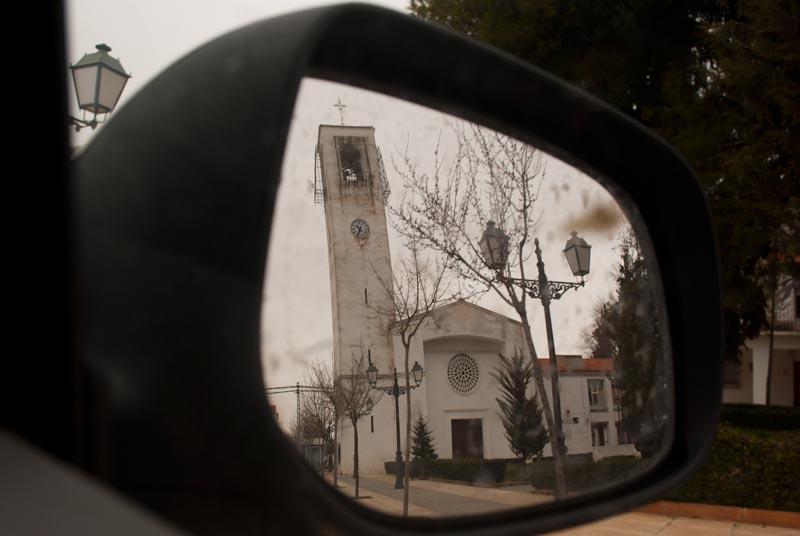 Iglesia de Llanos del Caudillo