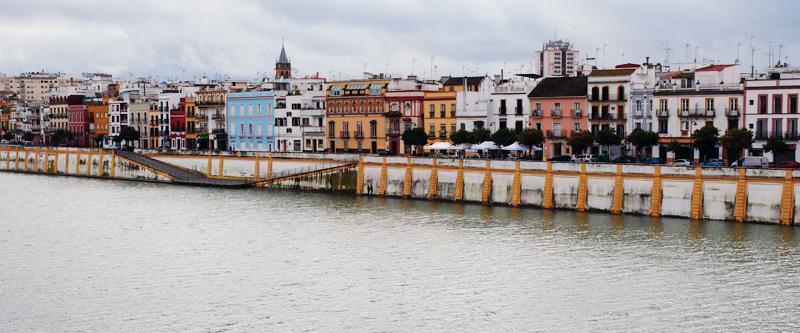 Triana desde el Puente Isabel II