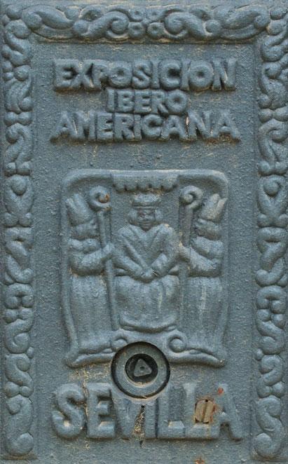 Hasta los más pequeños detalles de la Exposición Iberoamericana de Sevilla 1929 fueron hechos para durar