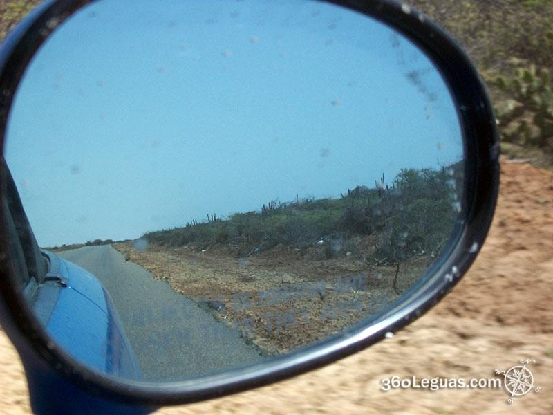 Carretera Buchuaco-El Supí