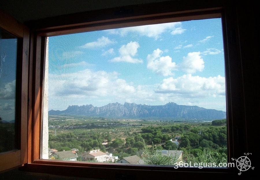 Montserrat desde Piera