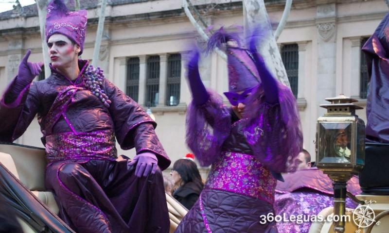 Carnavales Barcelona