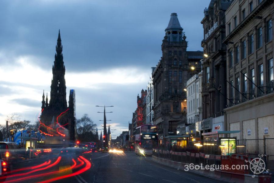 """Edimburgo en """"Boxing Day"""""""