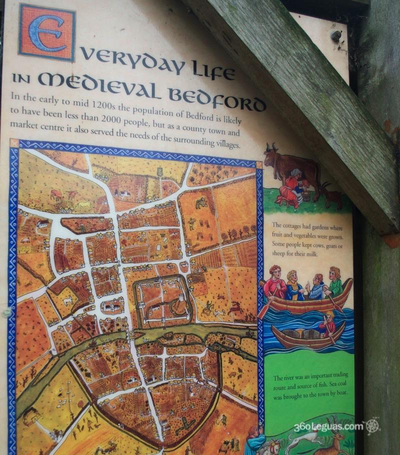 Imaginando Bedford medieval